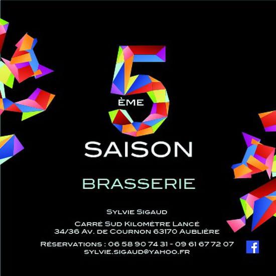 Brasserie 5ème Saison