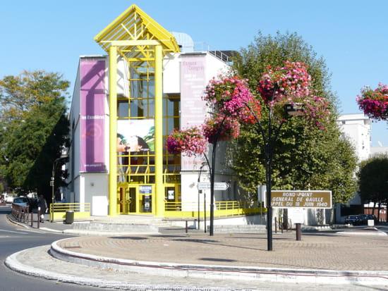 Brasserie des Esselières  - La brasserie se situe à l'intérieur de l'espace congrès des Esselières -