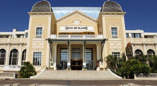 Brasserie du Casino la Palm'hyeres