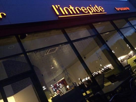 , Restaurant : Brasserie l'Intrepide