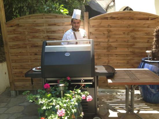 , Restaurant : Brasserie La Coll'inn  - Barbecue  -