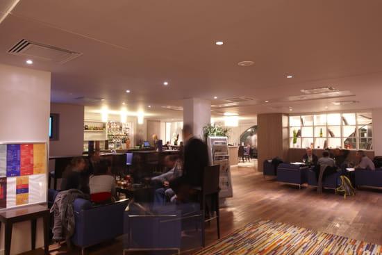 Brasserie La Coll'inn  - Salle de restaurant (intérieur) -