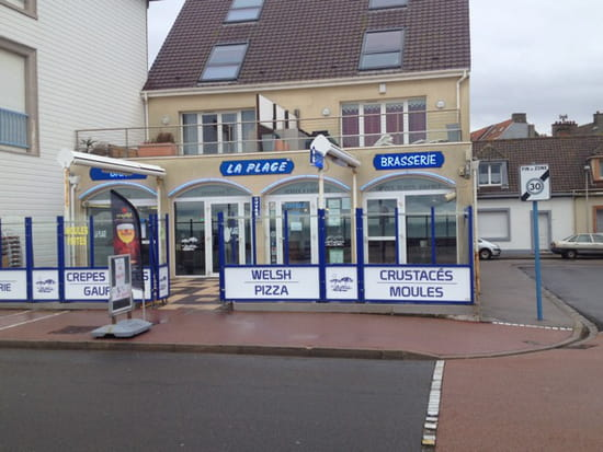 , Restaurant : Brasserie La Plage