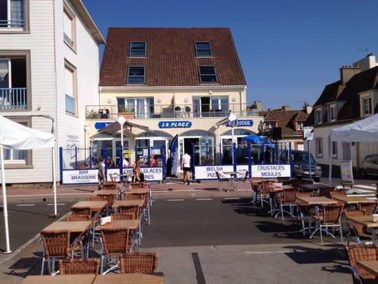 , Restaurant : Brasserie La Plage  - Fete de la musique 2014 -