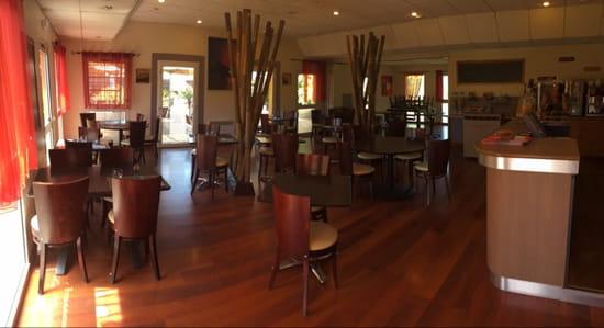 , Restaurant : Brasserie La Terrasse  - La salle -