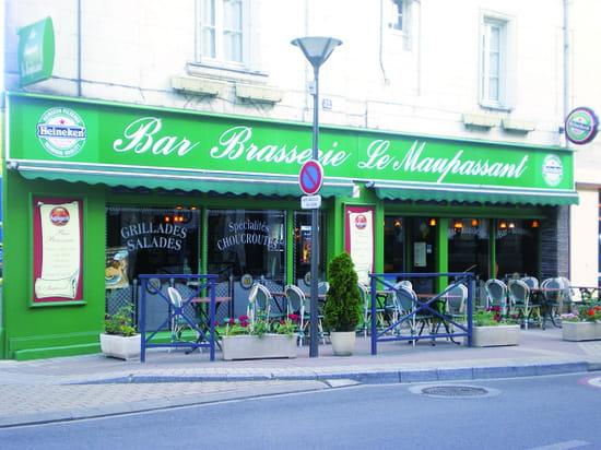 Brasserie le Maupassant