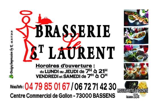 Brasserie Le Saint Laurent