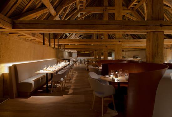 Brasserie Les Haras  - Etage -   © Hélène Hilaire - Agence JouinManku