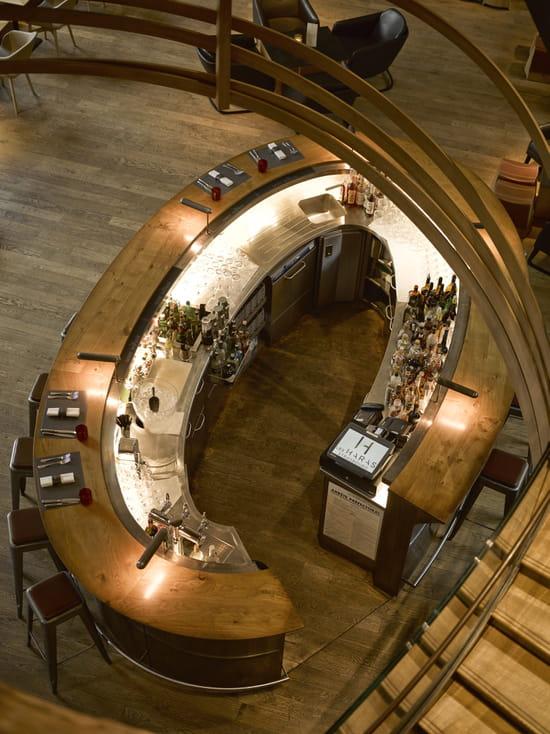 Brasserie Les Haras  - Bar -   © Alexis Delon
