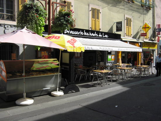 Brasserie Les Hauts du Lac
