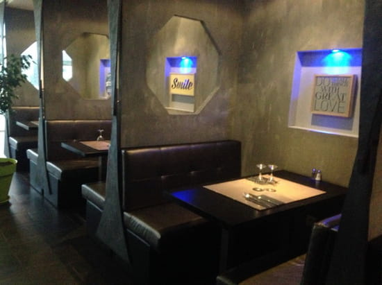 , Restaurant : Brasserie Lounge Le Melau
