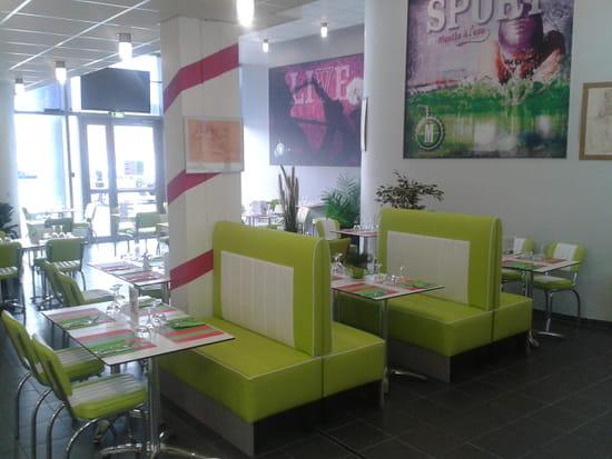 Brasserie Menthe à l'Eau  - Salle -