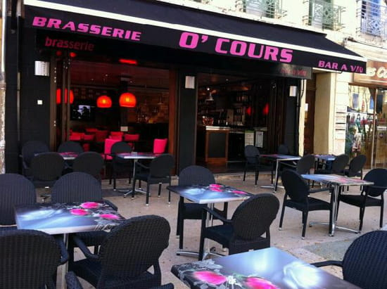 Brasserie o Cours