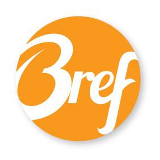 Bref  - Logo Bref St-Nazaire -