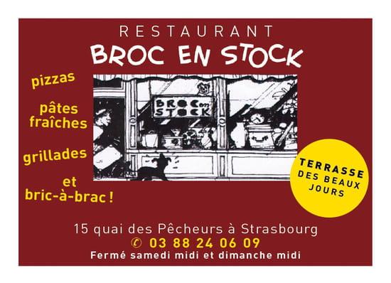 Broc En Stock