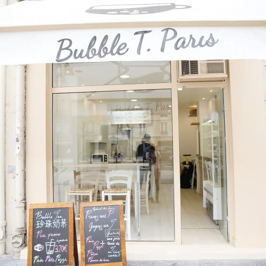 Bubble T. Paris