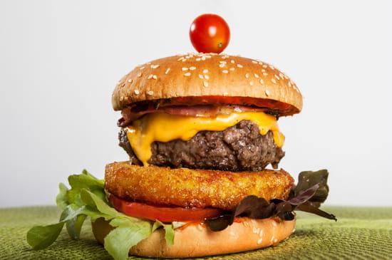 Burger et Blanquette