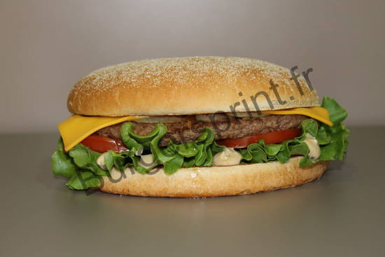 Burger Sprint