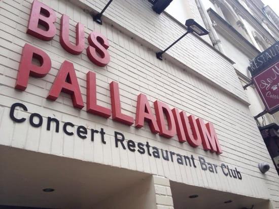 , Entrée : Bus Palladium