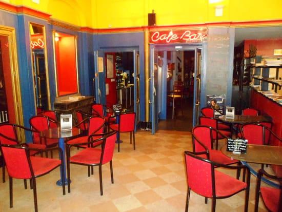 Café Bar de l'Odysée  - Intérieur -   © BarOdyssée