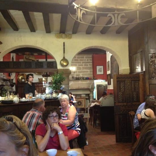 , Restaurant : Café Breton