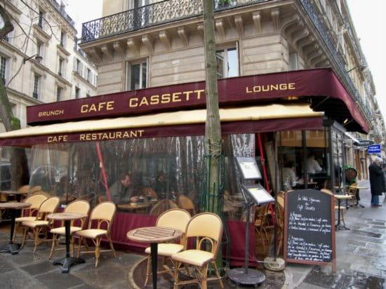 Cafe Cassette
