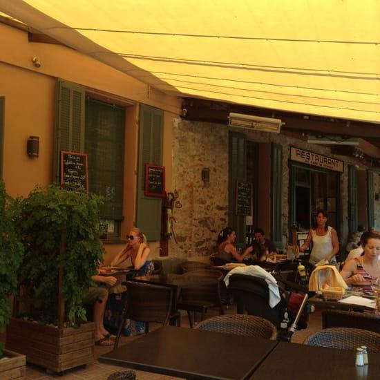 , Restaurant : Café de France  - Terrasse! -
