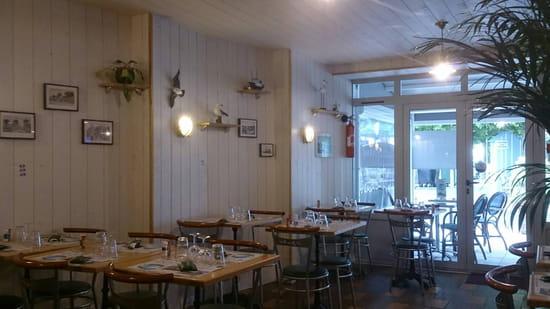 , Restaurant : Café de la Place  - Salle -