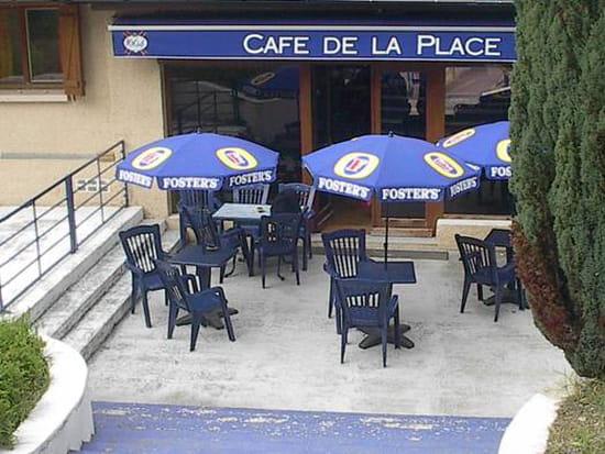 Café de la Place  - La terrasse  -