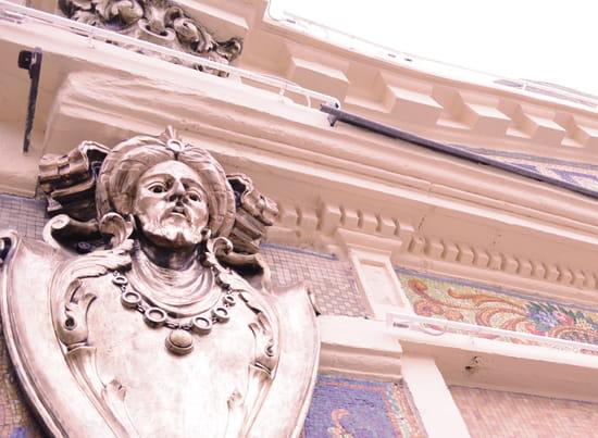 Café du Levant  - Café du Levant - détail façade -   © Café du Levant