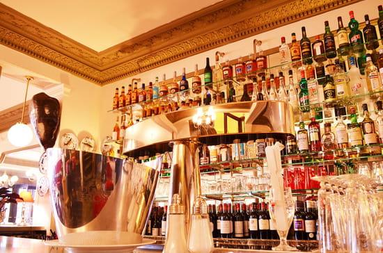 Café du Levant  - Café du Levant - détails du bar -   © Café du Levant