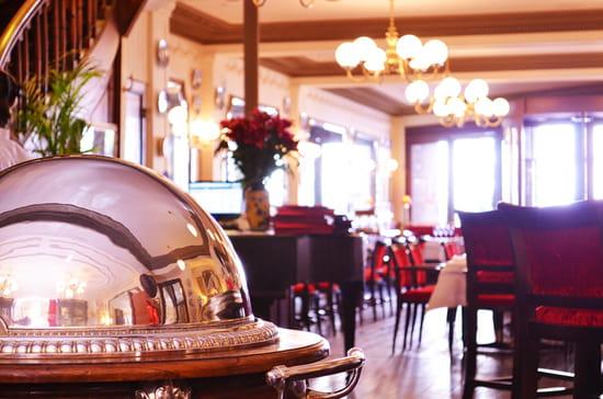 Café du Levant  - Café du Levant - le chariot en argent -   © Café du Levant