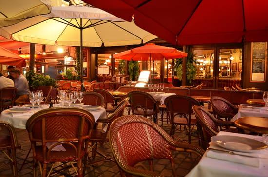 Café du Levant  - Café du Levant - la terrasse de nuit -   © Café du Levant