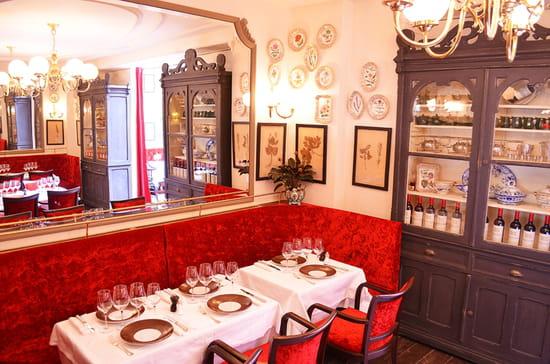 Café du Levant  - Café du Levant - alcôve de la première salle -   © Café du Levant