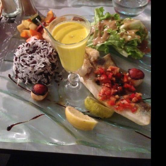 , Plat : Café du Port