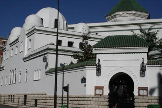 Café Maure de la Mosquée de Paris