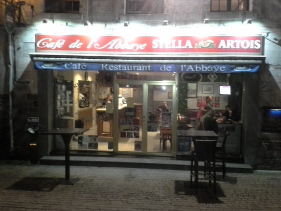 Café Restaurant de l'Abbaye  - Le Café Restaurant -