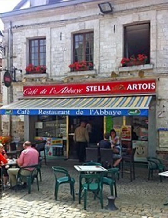 Café Restaurant de l'Abbaye