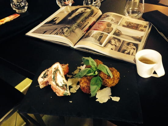 , Restaurant : Cala Luna
