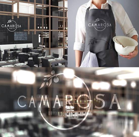 Camarosa Original Pizza