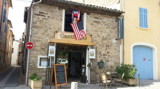 , Restaurant : Cantin(A)  - 70 em anniversaire -