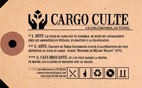 Cargo Culte