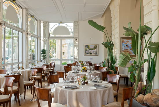 Carlton Restaurant  - Carlton Restaurant  -   © InterContinental Carlton Cannes
