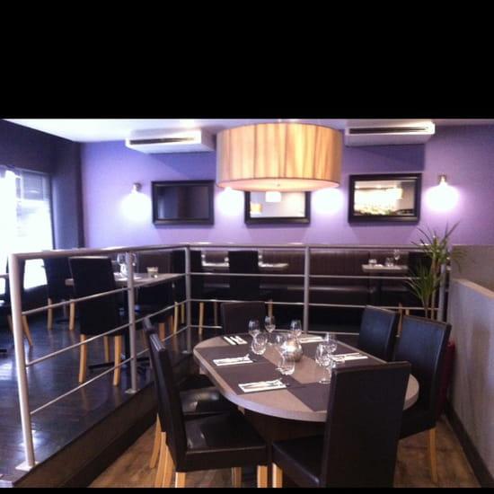 , Restaurant : Carte Blanche