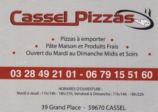 Cassel Pizzas
