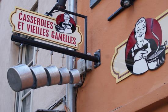 Casseroles et Vieilles Gamelles