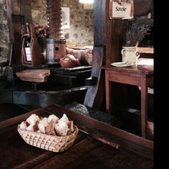 , Restaurant : Cave de la Ferme