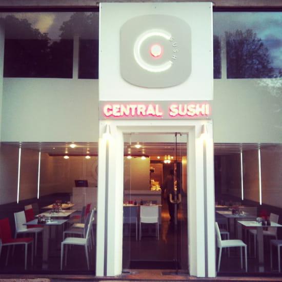 central sushi dijon restaurant japonais dijon avec linternaute. Black Bedroom Furniture Sets. Home Design Ideas