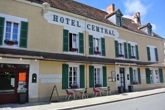 Centre Hôtel Restaurant