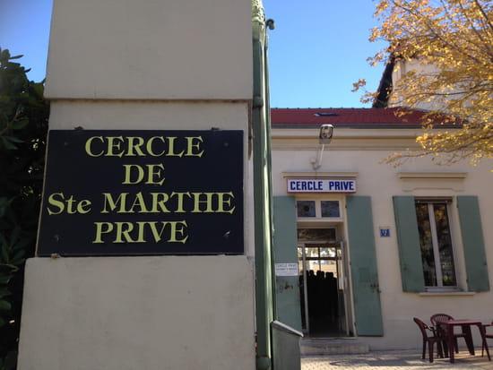 Cercle Sainte Marthe